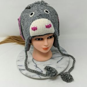 Warm Donkey Winter Pilot Beanie